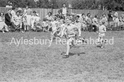 Queens Park Infant School sports, June 1959