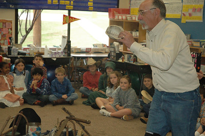 Third Grade Oklahoma History Day
