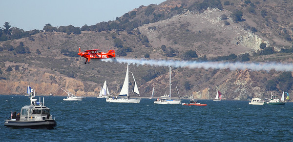 Fleet Week 2015 Air Show, San Francisco CA