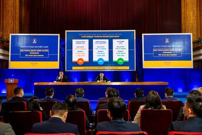 Монгол Улсын Ерөнхий сайд Л.Оюун-Эрдэнэ бизнес эрхлэгчдийн төлөөлөлтэй уулзлаа