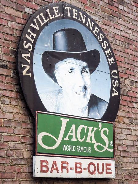 Nashville - Jack's World Famous Bar-B-Que