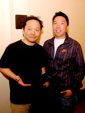 Slanted Comedy - April 2009