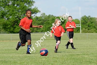LSA Soccer - Westport U8