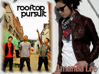 2012.03.09 | Live Show: Amanda Lee & Rooftop Pursuit at Jammin Java!!