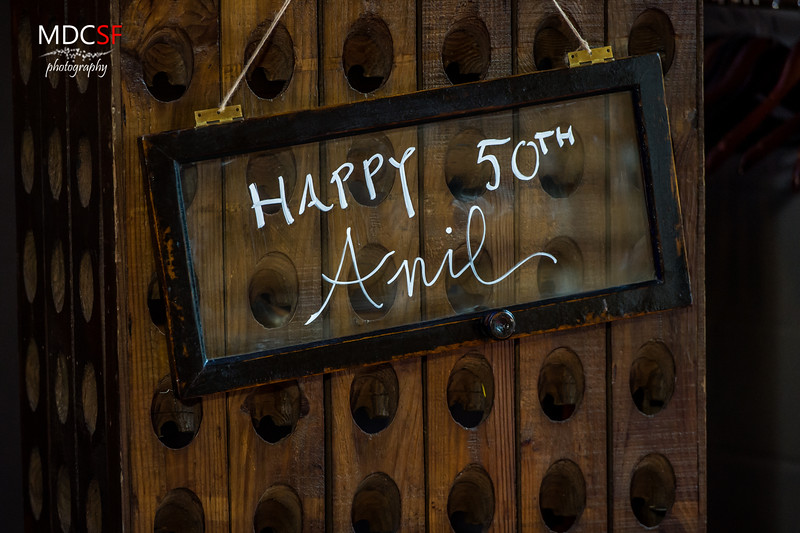 Anil's 50th Birthday