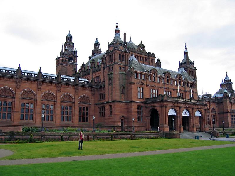 Sept. 30/07 - The Kelvingrove Art Gallery & Museum, Glasgow.