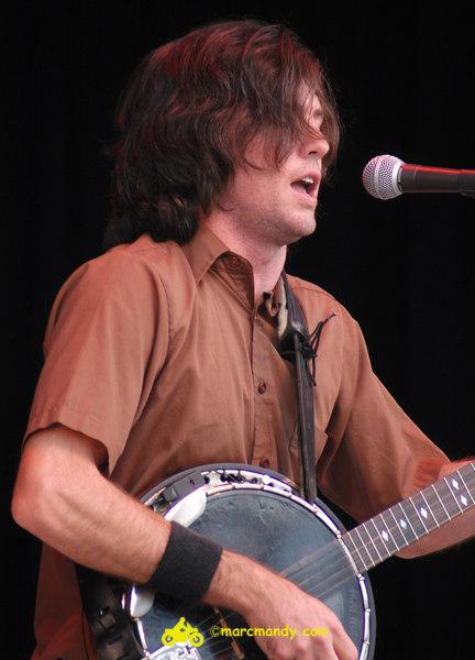 Philadelphia Folk Festival- August 2005