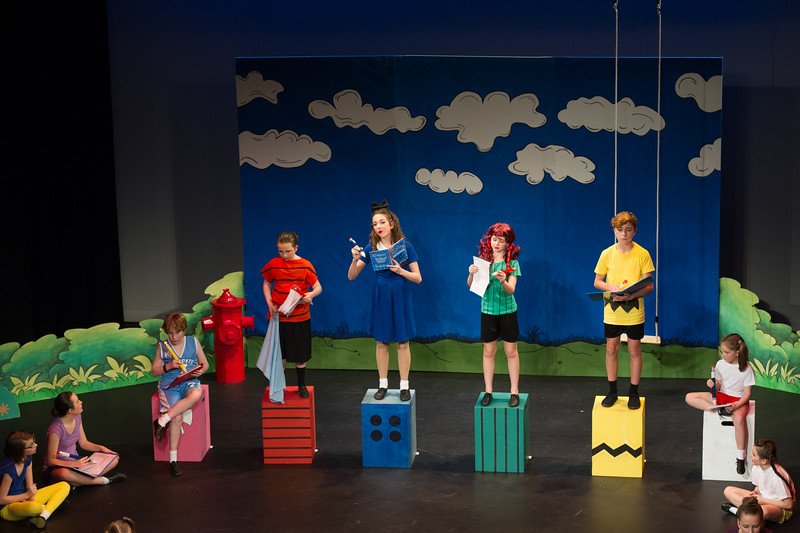 Press Shots for Charlie Brown
