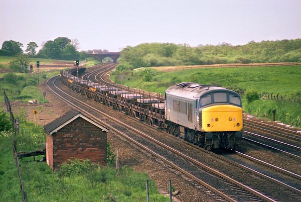 Class 44 - 46 peaks