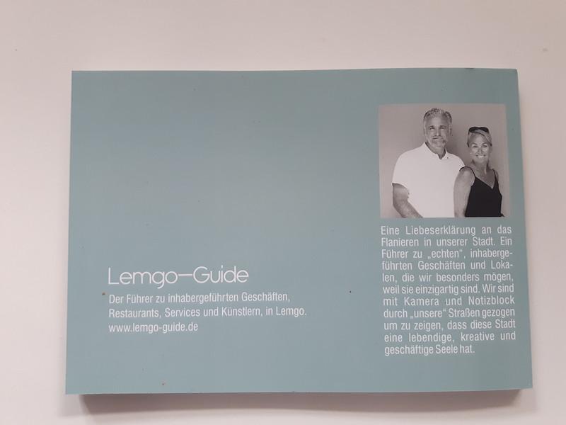 """Der """"Lemgo-Guide"""" Führer zu inhabergeführten Geschäften"""