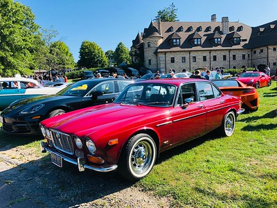 Cars & Coffee at the Museum (2019)