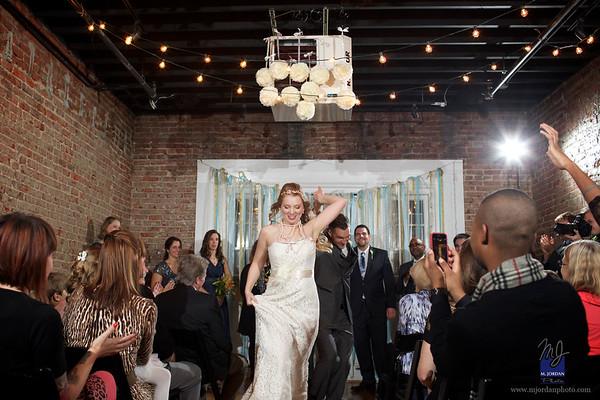 Libby and Morgan's Wedding