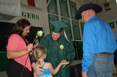 Neches HIgh School Graduation 2014