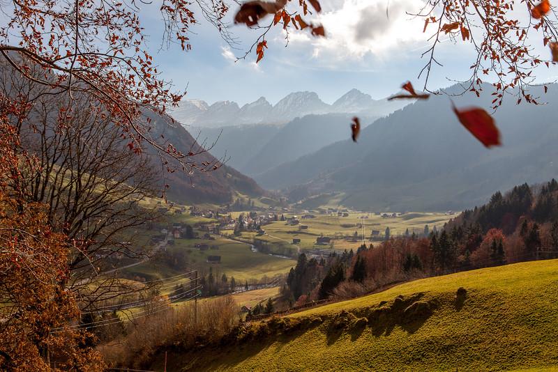 Herbst im Toggenburg