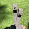 .91ctw Old European Cut Diamond Clover Earrings 26