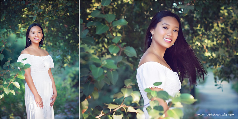 Arianna - SF Bay Area Senior Portrait Session