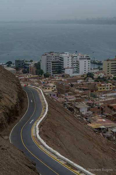 Lima to Paracas