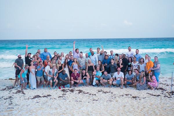 Cancun Company Trip