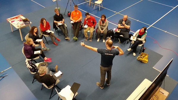 01_World Archery Coaches Course Lvl-1 (13-18 March 2017)