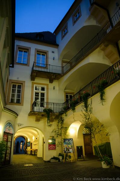 Praha Underground tour
