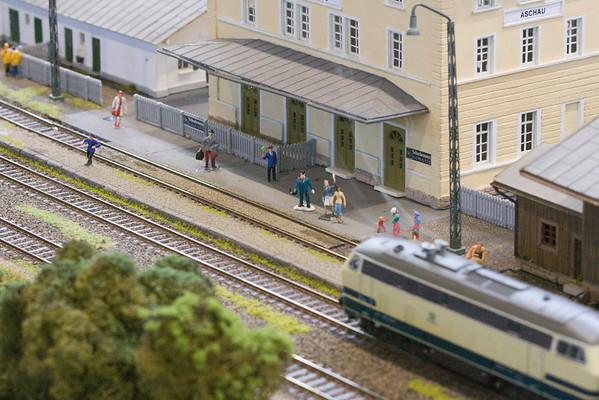Modelbahn-Messe 2012