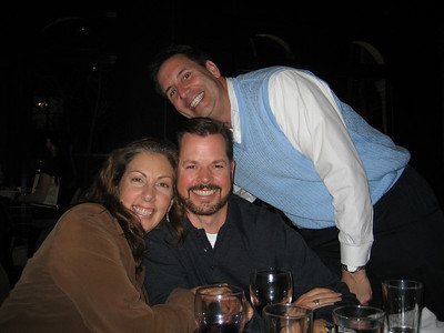 Night Out with Work Peeps 01.25.07