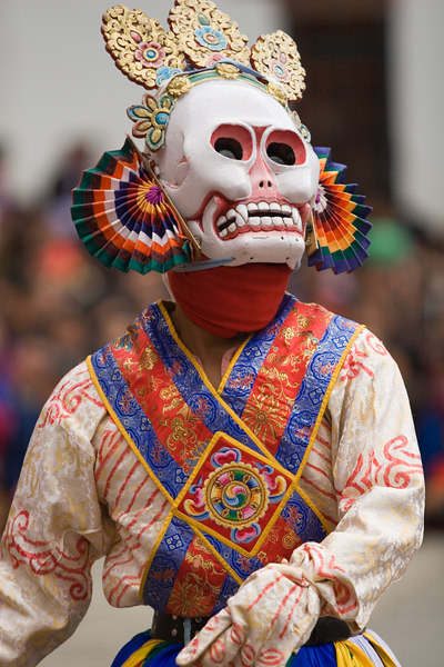Bhutan - Thimpu Festival