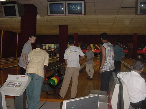 Brazil Youth Missions Trip 2004