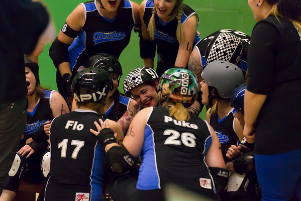 20 Oct 13 - Lincolnshire Bombers vs Stuttgart Valley