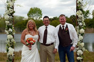 Post Ceremony Family Shots