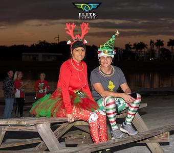 Sarasota Christmas Glow Run - 2019