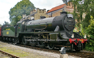 Sourthern, GWR & Misc Steam on the NYMR