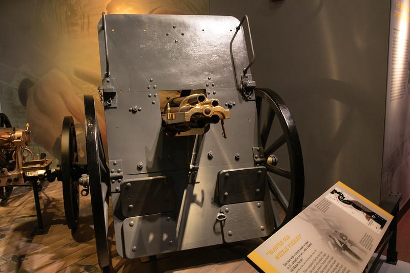 Dahlgren Boat Howitzer