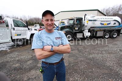 Superior Sanitation - Jeff DiTota Portraits - November 25, 2009