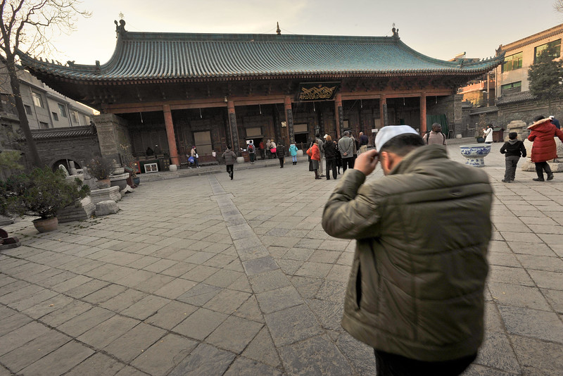Great Mosque, Xi'an, 2012