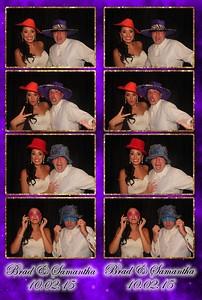 Brad & Samantha Free Strips