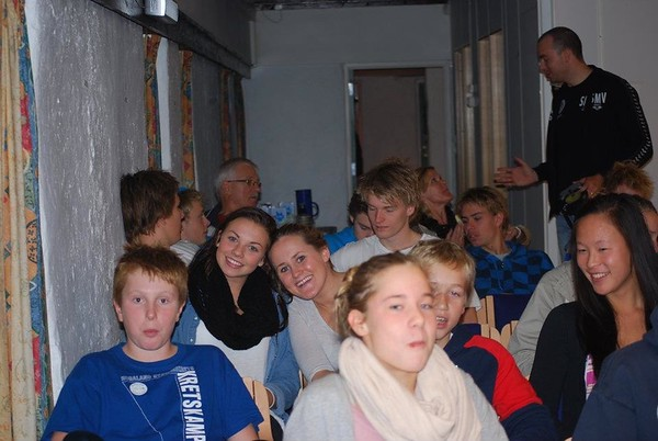 Lars Frolander besøk 17-18 sept 2011