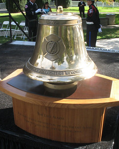CA Firefighter Memorial - 2010