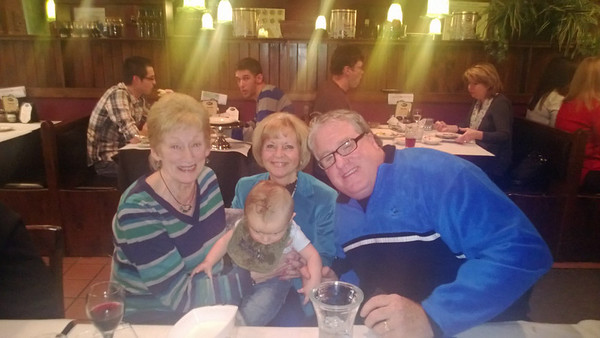 01.05.13 Family Holiday Dinner