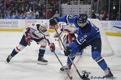 South Carolina Stingrays Vs Jacksonville Icemen 01/15/2020