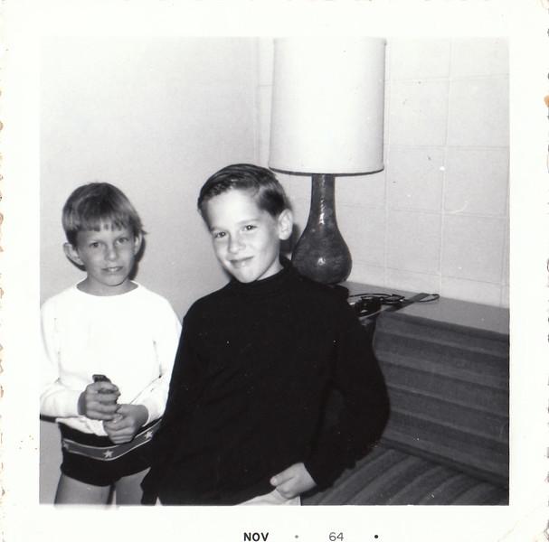 Tony & Unknown 1964.jpg