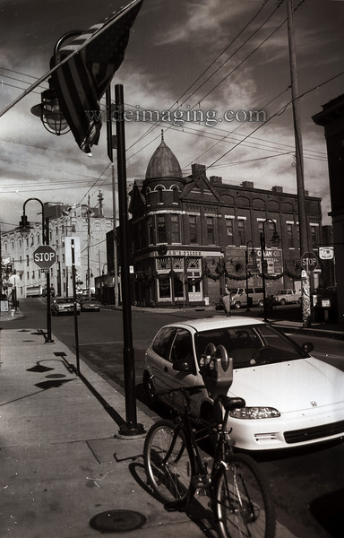 Patrick Sullivans in the Old City, North Central Ave. and Jackson, from November 1994.