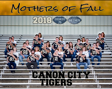 Tiger Seniors and Moms 2018
