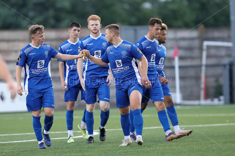 CHIPPENHAM TOWN C CIRENCESTER TOWN MATCH PICTURES  23rd JULY 2021