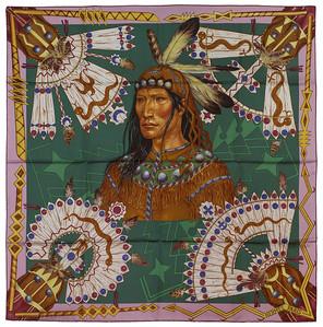 Cosmogonie Apache - Mauve Dark green Green - NWCTS - 1401061650