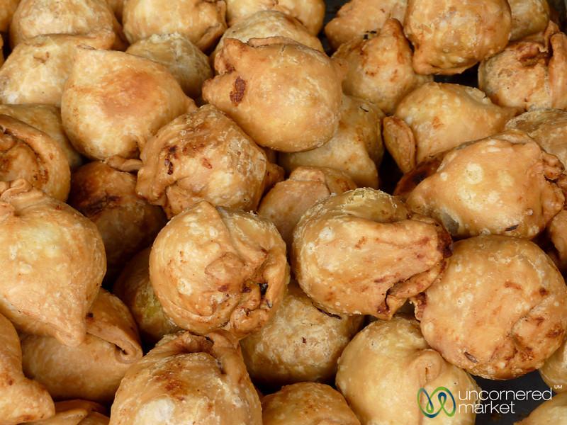 Pile of Shingara - Srimongal, Bangladesh