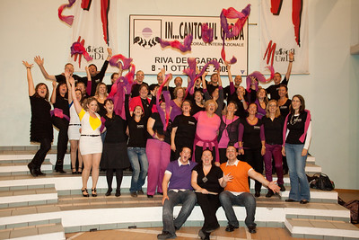 Choir Competition in Italy 2009