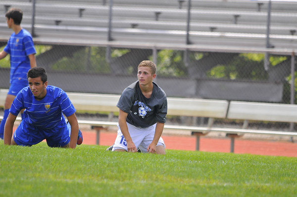 WKHS Men's Soccer - Scrimmage vs. Gahanna
