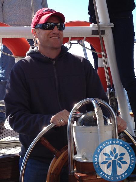 Camp Woodland/Towering Pines Alumni Sailing Trip 2013