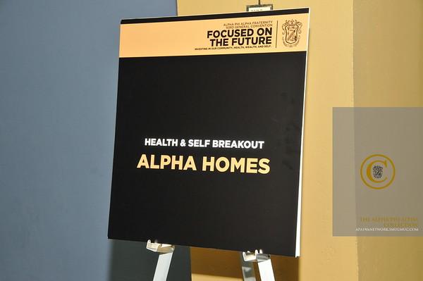 Alpha Homes